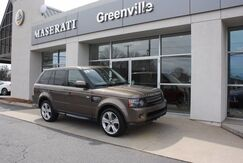 2012 Land Rover Range Rover Sport HSE LUX Asheville NC