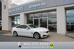2015 BMW 4 Series 428i Asheville NC