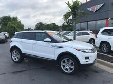2014 Land Rover Range Rover Evoque Pure 1 Owner Evansville IN