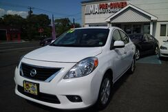 2014 Nissan Versa S Plus Huntington Station NY