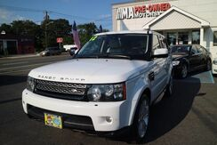 2012 Land Rover Range Rover Sport HSE LUX Huntington Station NY