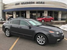 2012 Acura TL Auto Salt Lake City UT