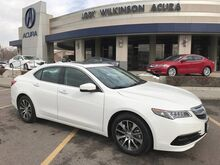 2017 Acura TLX w/Technology Pkg Salt Lake City UT