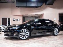 2012 Tesla Model S Signature Performance 4dr Hatchback Chicago IL
