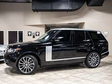 2015 Land Rover Range Rover Supercharged 4dr SUV Chicago IL