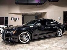 2015 Audi S8 4.0T Quattro Tiptronic 4dr Sedan Chicago IL