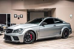 2012 Mercedes-Benz C63 AMG Black Series 2dr Coupe Chicago IL