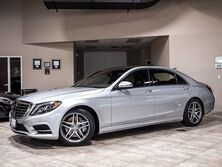 Mercedes-Benz S550 4MATIC Sedan 2014