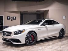 Mercedes-Benz S63 AMG 4Matic Coupe 2015