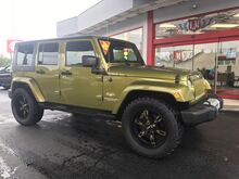 2008 Jeep Wrangler Unlimited Sahara Evansville IN