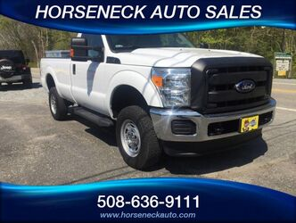 Ford Super Duty F-250 SRW XL 2015