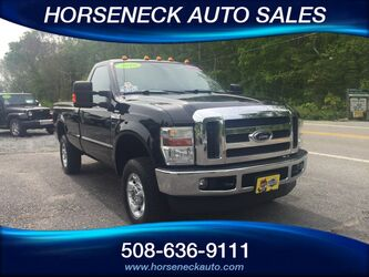 Ford Super Duty F-250 SRW XLT 2010
