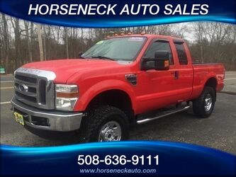 Ford Super Duty F-250 SRW XLT 2008