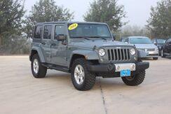 2014 Jeep Wrangler Unlimited Sahara Longview TX