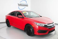 2016 Honda Civic Sedan LX Austin TX