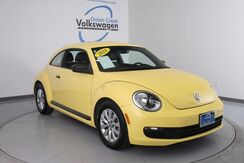 2016 Volkswagen Beetle Coupe 1.8T Fleet Edition Austin TX