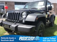 Jeep Wrangler 4WD 2dr Willys Wheeler 2017