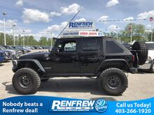 2015 Jeep Wrangler Unlimited 4WD Rubicon $15K Extras Calgary AB