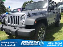 2017 Jeep Wrangler Unlimited 4WD 4dr Rubicon Calgary AB