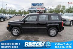2015 Jeep Patriot FWD 4dr Sport Calgary AB