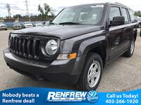 Jeep Patriot 4WD 4dr Sport 2017