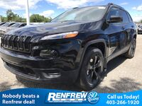 Jeep Cherokee 4WD 4dr Altitude 2017