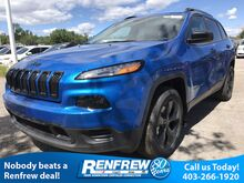 2017 Jeep Cherokee 4WD 4dr Altitude Calgary AB