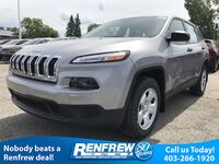 Jeep Cherokee 4WD 4dr Sport 2017