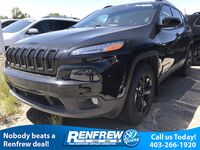 Jeep Cherokee 4WD 4dr High Altitude 2017