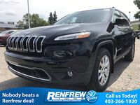Jeep Cherokee 4WD 4dr Limited 2017