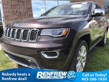2017 Jeep Grand Cherokee 4WD 4dr Limited Calgary AB