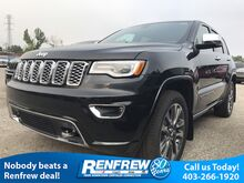 2017 Jeep Grand Cherokee 4WD 4dr Overland Calgary AB