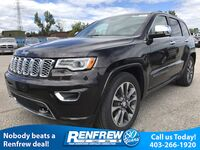 Jeep Grand Cherokee 4WD 4dr Overland 2017