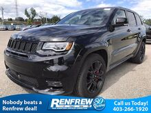 2017 Jeep Grand Cherokee 4WD 4dr SRT Calgary AB