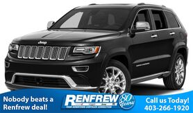 2016 Jeep Grand Cherokee 4WD 4dr Summit Calgary AB