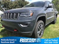 Jeep Grand Cherokee 4WD 4dr Trailhawk 2017
