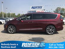 2017 Chrysler Pacifica 4dr Wgn Limited Calgary AB