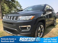 2018 Jeep Compass Limited 4x4 Calgary AB