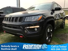 2017 Jeep Compass 4WD 4dr Trailhawk Calgary AB