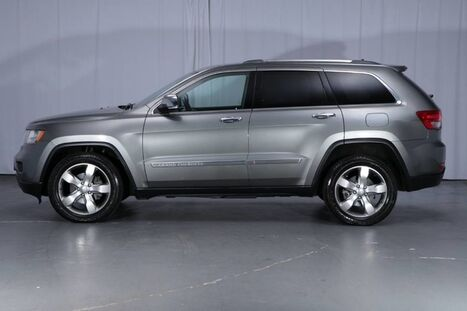 Jeep Grand Cherokee 4WD Limited 2012
