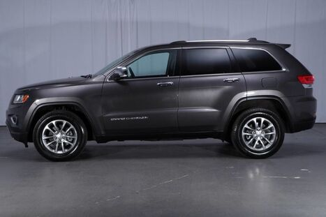 Jeep Grand Cherokee 4X4 Limited 2015