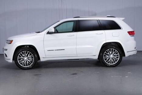 Jeep Grand Cherokee 4x4 Summit 2017