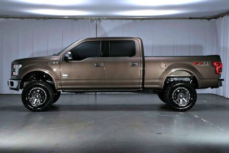 Ford F-150 4x4 King Ranch 2015