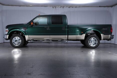Ford Super Duty F-450 DRW Lariat 4x4 Dually 2008