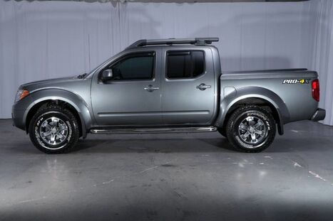 Nissan Frontier 4WD PRO-4X 2016