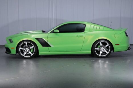 Ford Mustang Stage 3 Roush GT 2013