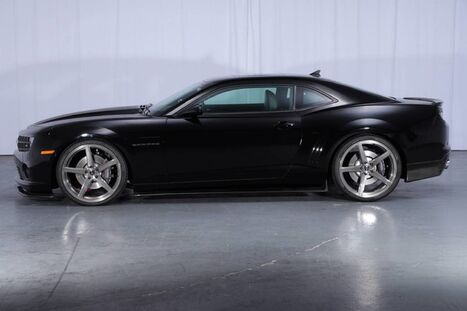Chevrolet Camaro Hennessey 2SS HPE600 2011