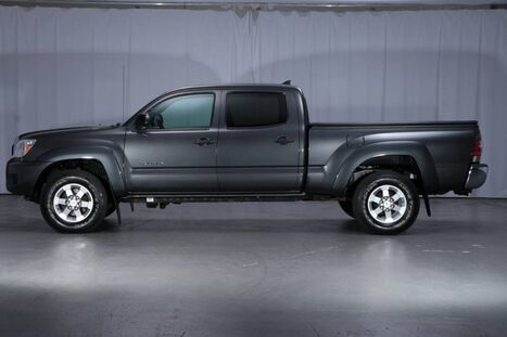 Toyota Tacoma 4X4 Long Bed 2012