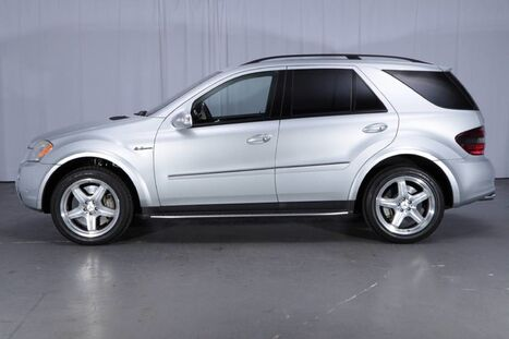 Mercedes-Benz M-Class ML63 AWD 6.3L AMG 2007