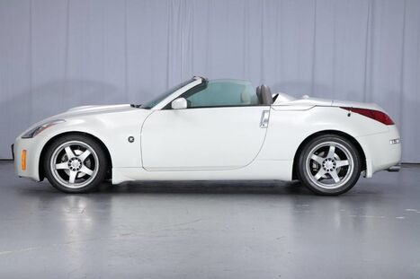 Nissan 350Z Convertible Supercharged Touring 2005